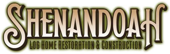 Shenandoah Log Home  Restoration and Construction